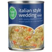 Food Club Italian Style Wedding Soup