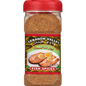 Lebanon Valley Fish Spices