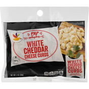 Ahold Cheese Curds, White Cheddar