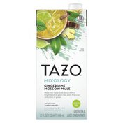 Tazo Tea Tea Concentrate Ginger Lime Moscow Mule,