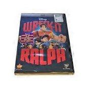 Buena Vista 2012 Wreck-It Ralph DVD
