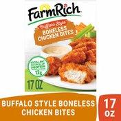 Farm Rich Buffalo Style Boneless Chicken Bites