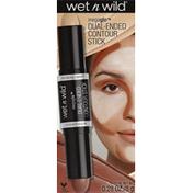 wet n wild Contour Stick, Dual-Ended, Light/Medium 751A