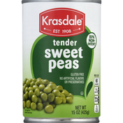 Krasdale Sweet Peas, Tender