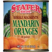 Stater Bros. Markets Mandarin Oranges, Whole Segments