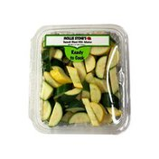 Yellow and Green Squash Blend