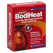 Beyond Bodi Heat Heat Pads, Multi-Purpose, Fast Acting