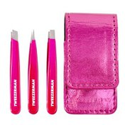 Tweezerman Micro Mini Pink Perfection Tweezer Set