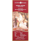 Surya Brasil Henna Cream with Plant Extracts, Golden Brown
