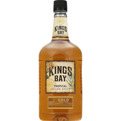 Kings Bay Rum, Gold, Tropical Island Style