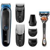 Braun Multi Grooming Kit MGK3045 – 7-in-1 precision trimmer for beard and hair