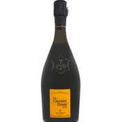 Veuve Clicquot Champagne, Brut, La Grande Dame, 2008