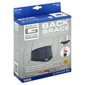 Neo G Back Brace, with Power Straps, Universal