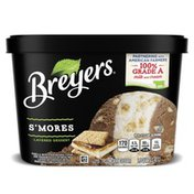 Breyers Frozen Dairy Dessert S'mores