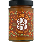 Good Good Jam, No Added Sugar, Apricot