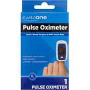 CareOne Pulse Oximeter