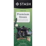 Stash Tea Green Tea, Premium, Tea Bags