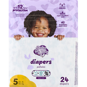 Always My Baby Diapers Size 5