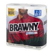 Brawny Pick-A-Size Paper Towels - 2 CT