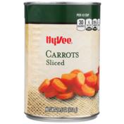 Hy-Vee Sliced Carrots
