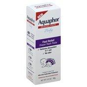 Aquaphor Diaper Rash Paste, Fast Relief, Maximum Strength Formula