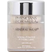 Physicians Formula Loose Powder, Creamy Natural PF104949, SPF 16