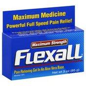 Flexall Pain Relieving Gel, Maximum Strength