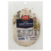 Dietz & Watson Turkey Breast, Peppered, Deli Thin