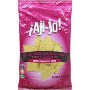 Aji Jo Tortilla Chips, Baked Corn, with Quinoa & Chia