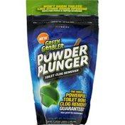 Green Gobbler Toilet Clog Remover, Powder Plunger