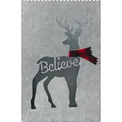 Creative Design Metal Tinplate, Christmas, Hollowed-Out