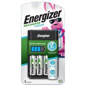 Energizer able Battery Charger For NiMH AA Batteries