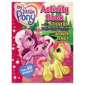 My Little Pony Activity Book