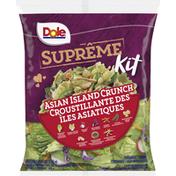 Dole Supreme Kit, Asian Island Crunch