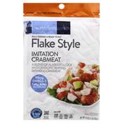 Waterfront Bistro Crabmeat, Imitation, Flake Style