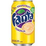 Fanta Grapefruit Soda