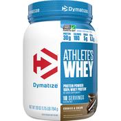 Dymatize Protein Powder, Cookies & Cream, Whey