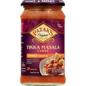 Pataks Medium Tikka Masala Curry