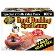 Zoo Med Repti Basking Spot Lamp Value Pack