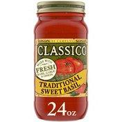 Classico Traditional Sweet Basil Pasta Sauce