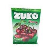 Zuko Cherry Flavored Powdered Drink Mix