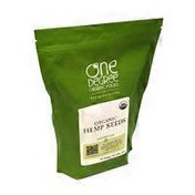 One Degree Organic Foods Organic Hemp Seeds