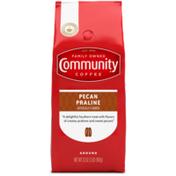 Community Coffee Pecan Praline Ground Coffee