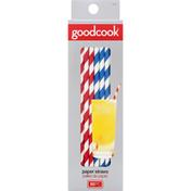 GoodCook Straw, Paper