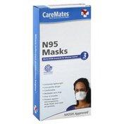 Care Mates Masks, N95
