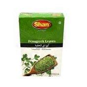 Shan Qasuri Methi Fenugreek Leaves