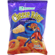 Regent Snack, Cheese Flavored, Cheese Ring