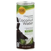 Wild Harvest Coconut Water, Chocolate Flavored