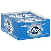 Eclipse Gum, Sugarfree, Peppermint