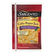 Sargento® Sliced Colby-Pepper Jack Natural Cheese